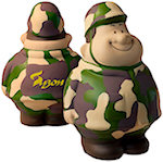 Army Stress Balls